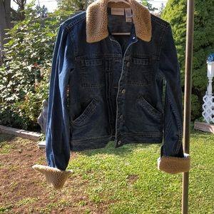 Liz Claiborne Lizwear Jean jacket.